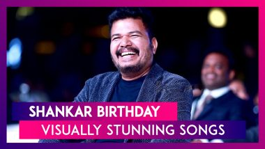 Shankar Birthday:5 Songs From the Director's Films That Are Visual Delights