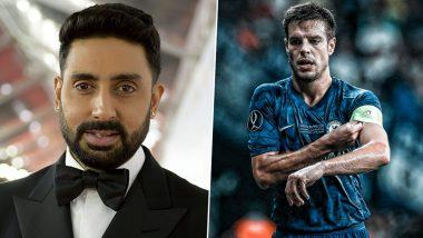 Abhishek Bachchan Shares Letter From Chelsea Captain Cesar Azpilicueta Ahead of the FA Cup Final