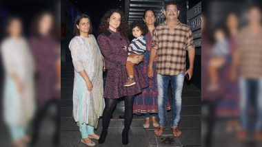 Kangana Ranaut's Father Claims Gunshots Noise Heard Near Their Manali Residence Could Be Crackers Burst To Keep Away Bats