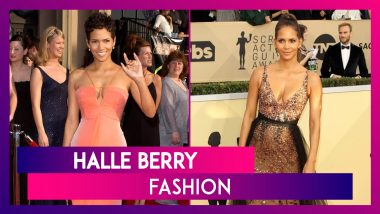 Halle Berry Birthday Special: A Fashionista Always On the Roll