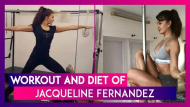 Jacqueline Fernandez Birthday Special: Here's Workout And Diet Of The Glamorous Bollywood Actress