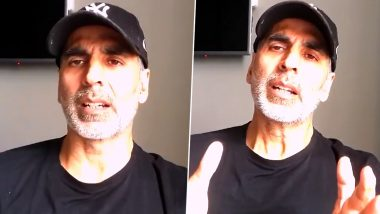 On 74th Independence Day, Akshay Kumar Announces 'Together4India' Initiative for Street Hawkers and Needy Vegetable Vendors (Watch Video)