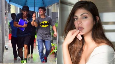 Sushant Singh Rajput's Former Manager Rubbishes Rhea Chakraborty's Claims That Says Actor Was on Drugs and Went Through Depression in 2013