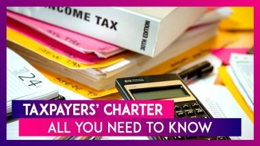 Taxpayers' Charter Unveiled By Prime Minister Narendra Modi: All You Need To Know
