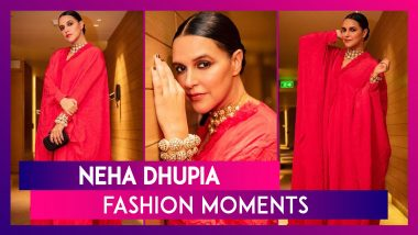 Neha Dhupia Birthday Special: Making A Compelling Case For Unconventional Silhouettes Every Time!