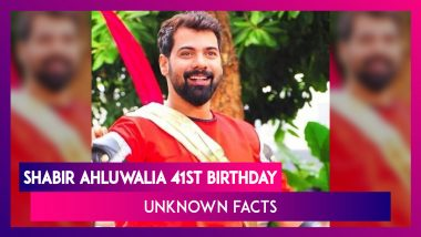 Shabir Ahluwalia Birthday: Lesser Known Facts About The Kumkum Bhagya Actor