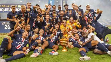 PSG Beat Lyon on Penalties in Coupe De La Ligue 2019–20 Final, Complete Domestic Treble