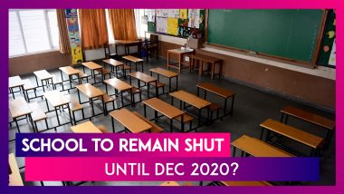 Schools To Remain Shut Until December 2020? Fake News Spread On Social Media, No Official Notice Yet