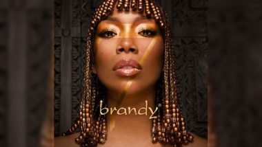 Singer Brandy Is Back with New Music Album After 8 Years