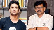 Sushant Singh Rajput Was Not on Good Terms With His Father, Claims Shiv Sena's Sanjay Raut