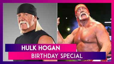 Hulk Hogan Birthday Special: Here Are Seven Interesting Facts About WWE Hall of Famer