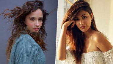 Ankita Lokhande Reacts to Rhea Chakraborty's Statements, Clarifies Details of Her Last Conversation With Sushant Singh Rajput and the Ownership of Her Flat (View Tweet)