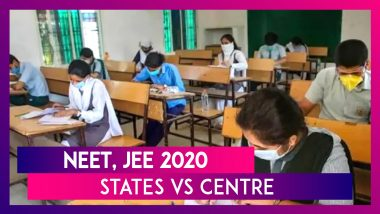 NEET, JEE 2020: Opposition Puts United Front Against Centre; NTA Says 'Need To Save 1 Academic Year'