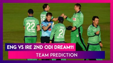 England vs Ireland Dream11 Team Prediction, 2nd ODI 2020: Tips To Pick Best Playing XI