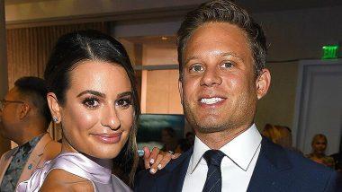 Glee Star Lea Michele Welcomes Baby Boy With Husband Zandy Reich