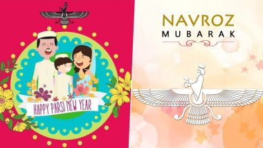 Navroz Mubarak 2020 Images, Wishes and Messages Take Over Twitter, Social Media Users Share Happy Parsi New Year Greetings to Celebrate Nowruz