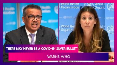 There May Never Be A COVID-19 'Silver Bullet', Warns WHO; To Meet India On High Sero-Positive Rate