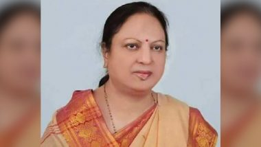 Kamal Rani Varun, Cabinet Minister in Uttar Pradesh, Dies of COVID-19 in Lucknow