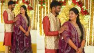 KS Bharat, Andhra Wicketkeeper, Marries Girlfriend Anjali After 10 Years of Dating (See Post)