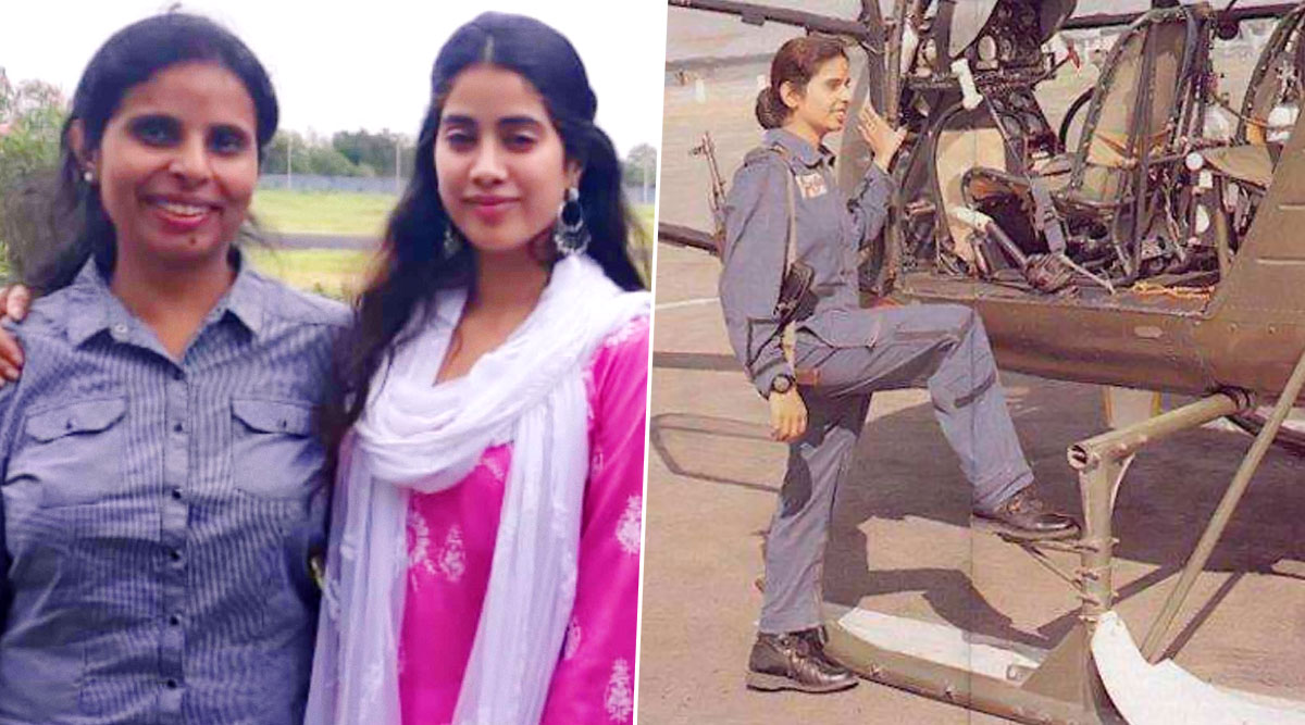 Ex Iaf Pilot Gunjan Saxena Says She Had Full Support Of Fellow Officers Supervisors Commanding Officers At Indian Air Force Latestly