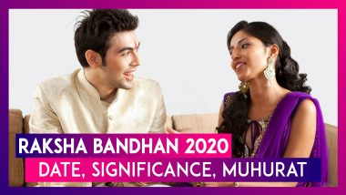 Raksha Bandhan 2020: Date, Significance, Shubh Muhurat To Tie Rakhi & Mythological Stories