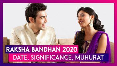 Raksha Bandhan 2020: Date, Significance, Shubh Muhurat To Tie Rakhi & Mythological Stories