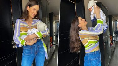 Natasa Stankovic Shares A Photo Of Her Baby Boy and We Are Already Gushing Over The Maa-Beta (View Post)