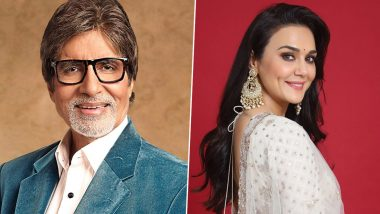 Eid Al-Adha Mubarak 2020: From Amitabh Bachchan to Preity Zinta, Celebs Greet Fans on the Occasion of Bakrid