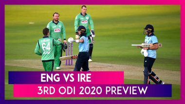 ENG vs IRE, 3rd ODI 2020 Preview & Playing Xis: England Eye Series Clean-Sweep