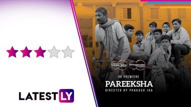 Pareeksha Movie Review: Prakash Jha's Film Calls Out the Privilege Persisting in Our Education System With a Fine Performance From Adil Hussain
