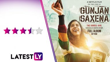 Gunjan Saxena – The Kargil Girl Movie Review: Janhvi Kapoor, Pankaj Tripathi Make A Formidable Pair in this Stirring Biopic