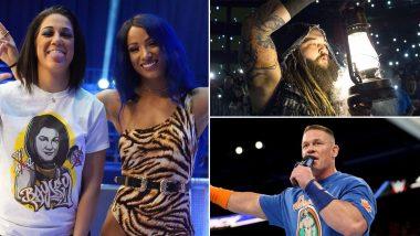 WWE News: From John Cena Praising Bray Wyatt's Performance to Bayley Bonding With Sasha Banks, Here Are 5 Interesting Updates You Need to Know