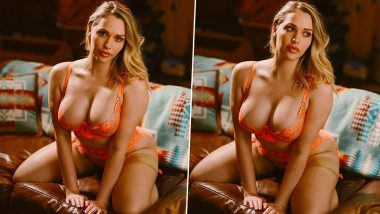 XXX Star Mia Malkova Flaunts New Boobs She Gifted Herself on Her Birthday in a Series of Semi-Naked Pics! Fans Drool over Pornhub Queen's Hot Snaps