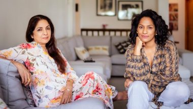 Masaba Gupta Opens Up About Working with Mom Neena Gupta in an Unscripted Show