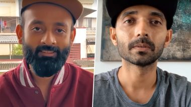 Ajinkya Rahane and His Dombivli Doppelganger Nick Will Make You Laugh in This Hilarious Video