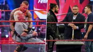 WWE Raw Aug 10, 2020 Results and Highlights: Randy Orton Hits Ric Flair With Punt Kick, Seth Rollins Assaults Dominik Mysterio After The Contract Signing For Their Match at SummerSlam 2020 (View Pics)
