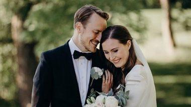 Finland PM Sanna Marin Marries Her Long-time Partner Markus Raikkonen
