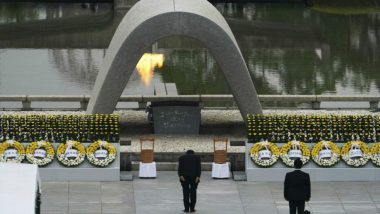 Hiroshima Survivors Mark 75th Anniversary of Atomic Attack