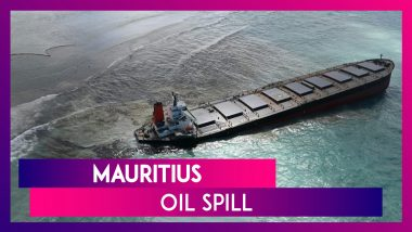 Mauritius Oil Spill Threatens Ecological Disaster, Emergency Declared, Calls For Urgent Help Made