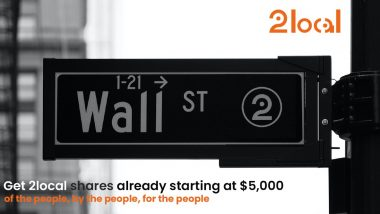 2local Is Selling Limited Shares of 2local, Starting at $5K