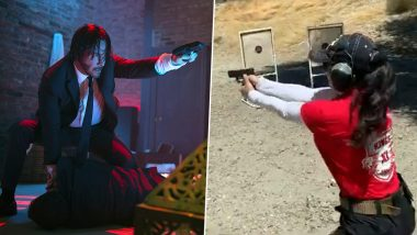 Preity Zinta Impresses Us with Her Action Moves; Actress Trains Under Keanu Reeves' John Wick Instructor (Watch Video)