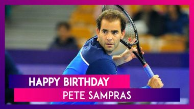 Happy Birthday Pete Sampras: Lesser-Known Facts About The Tennis Great As He Turns 49