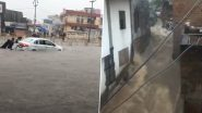 Jaipur Rains: 3 Die As Heavy Showers Lash Rajasthan's Capital, Low-Lying Areas Inundated With Floodwater