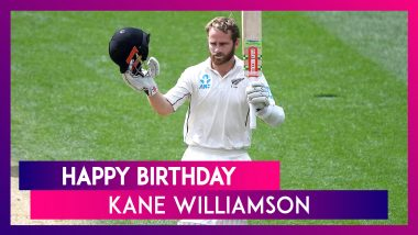 Happy Birthday Kane Williamson: Top Knocks By New Zealand Captain In Tests