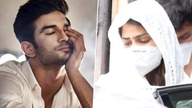 Sushant Singh Rajput Funeral: Rhea Chakraborty's Lawyer Satish Manshinde Claims Actress' Name Was 'Struck Off' From List Of Attendees And She Was Not Allowed