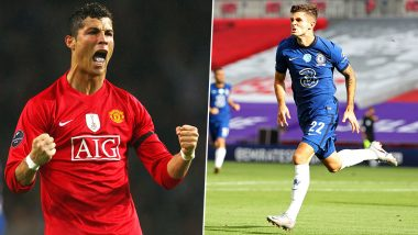Christian Pulisic Only Behind Cristiano Ronaldo in This List, Becomes Second Youngest Scorer in FA Cup Final History During Arsenal vs Chelsea Clash!