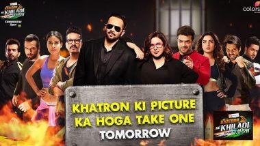 Khatron Ke Khiladi Made In India: Jasmin Bhasin, Nia Sharma, Karan Patel, Rithvik Dhanjani Get Ready To Face Their Fears (Watch Videos)