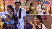 Yeh Rishta Kya Kehlata Hai: Shivangi Joshi and Mohsin Khan Recreate Madhuri Dixit and Salman Khan's 'Didi Tera Dewar Deewana' (Watch Video)