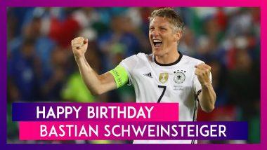 Happy Birthday Bastian Schweinsteiger: Top Goals By The Bayern Munich Legend