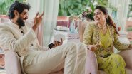 Rana Daggubati and Miheeka Bajaj Wedding: Samantha Akkineni Poses With The Baahubali Actor Ahead Of His D-Day! (View Pic)
